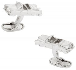 1950s Luxury Classic Car Cufflinks