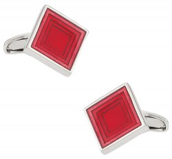 Poker Diamond Cufflinks