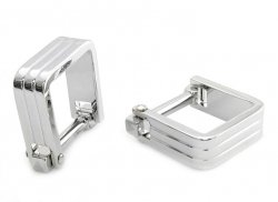 Square Wrap Cufflinks