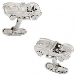 Convertible Race Car Cufflinks